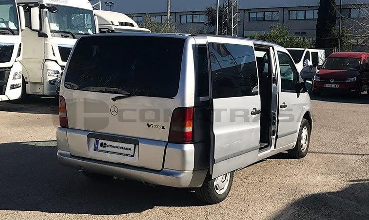 lado derecho Mercedes-Benz Vito 110 CDI 2.2 TD 102 CV
