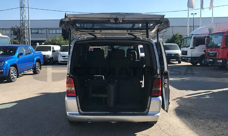 maletero Mercedes-Benz Vito 110 CDI 2.2 TD 102 CV