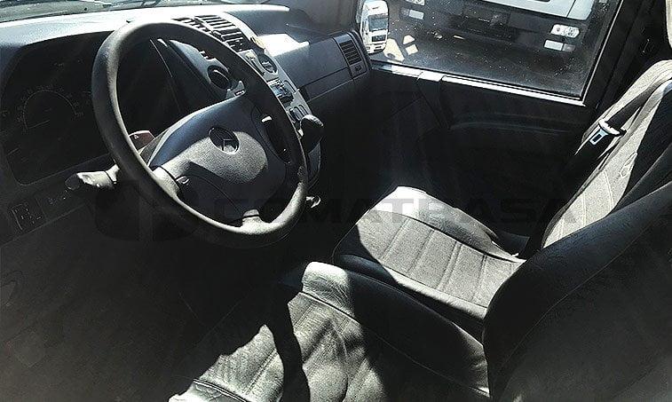 asientos delanteros Mercedes-Benz Vito 110 CDI 2.2 TD 102 CV