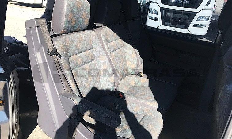 asientos traseros Mercedes-Benz Vito 110 CDI 2.2 TD 102 CV