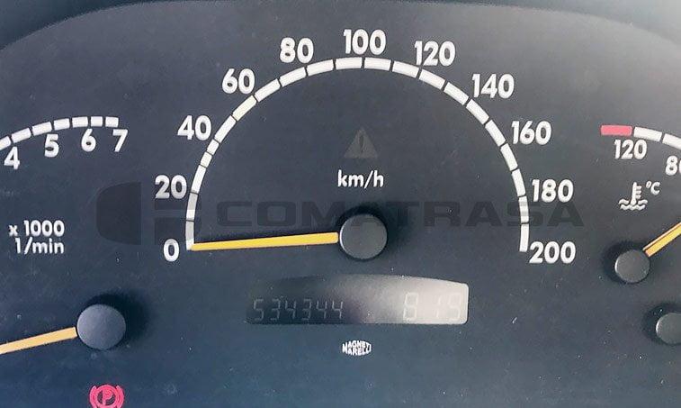 kilómetros Mercedes-Benz Vito 110 CDI 2.2 TD 102 CV