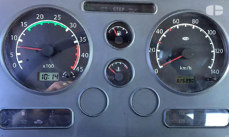 Nissan Atleon TK356 3.0 150 CV Grúa Portavehículos kilómetros