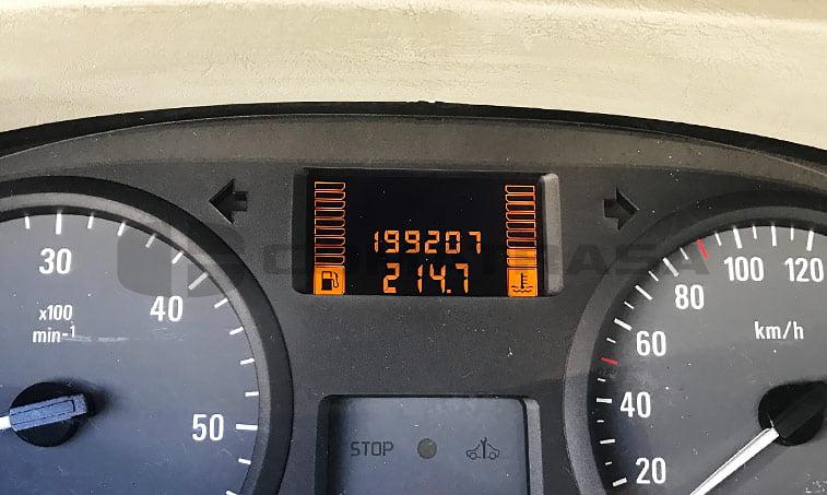 kilómetros Opel Vivaro 2.0 CDTI 115 CV
