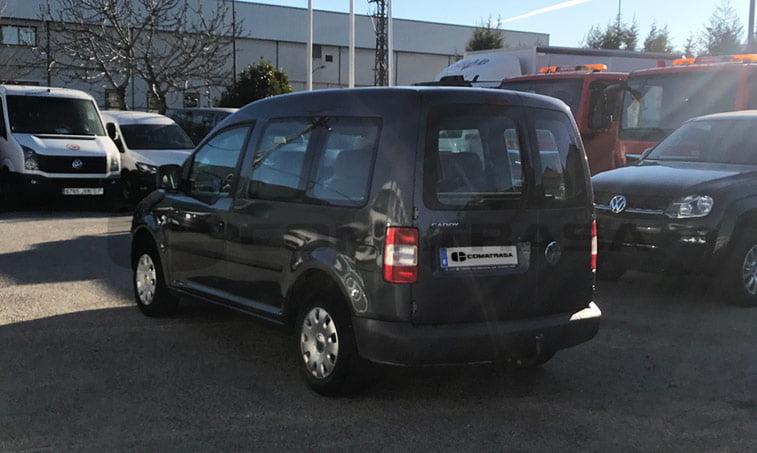 lateral izquierdo VW Caddy 1.9 TDI 75 CV