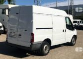 Ford Transit Tourneo 250 S 2.2 TD 100 CV lateral derecha