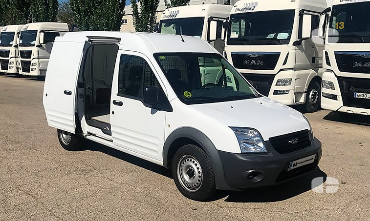 Ford Transit Connect 1.8 TDCI 90 CV puerta lateral
