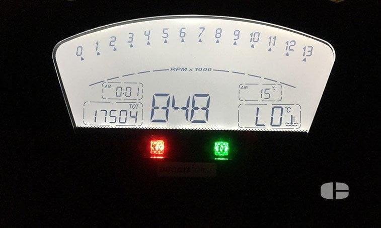 Ducati 848 Superbike Black 125 CV kilómetros