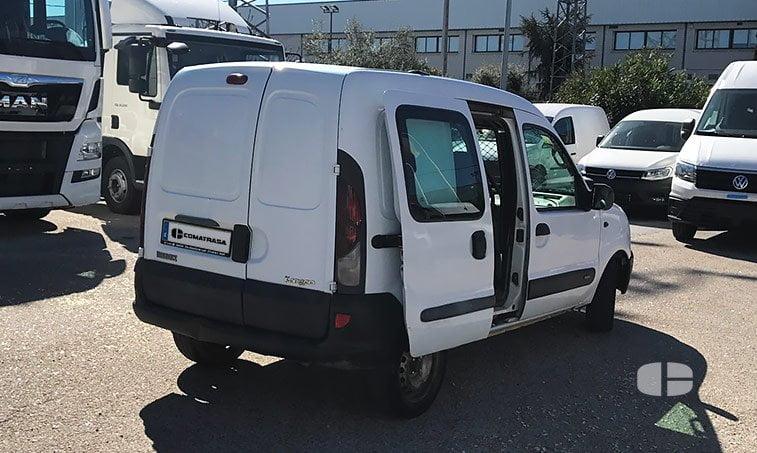 Renault Kangoo 1.9 65 CV Furgoneta lateral derecho