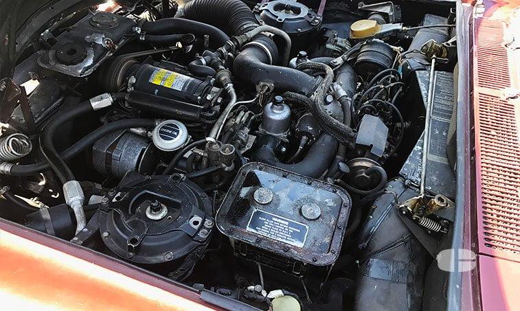 Rolls Royce Silver Shadow 2 1979 motor