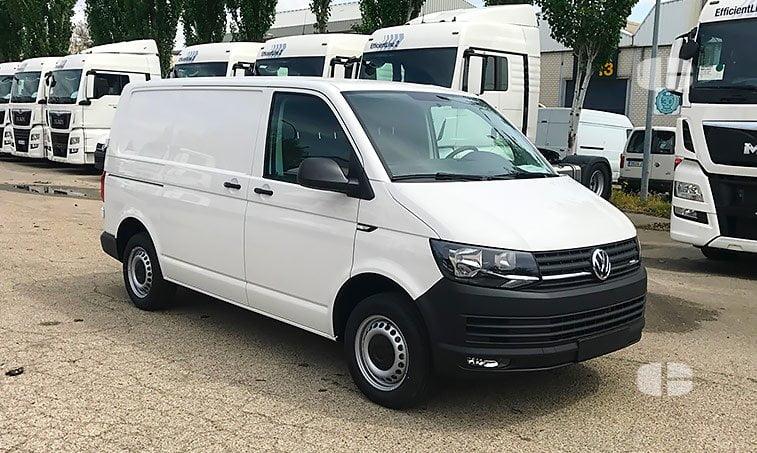 VW Transporter 2.0 TDI 84 CV 2017