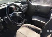 VW Transporter Kombi 1.9 TD 68 CV interior