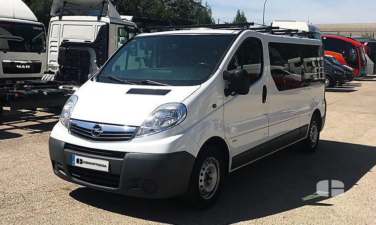 Opel Vivaro 2.0 CDTI 114 CV 9 plazas