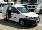 VW Caddy 1.6 TDI 102 CV Furgoneta 2012 derecha