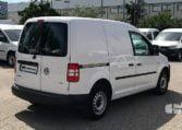 VW Caddy 1.6 TDI 102 CV Furgoneta 2012 lateral derecho