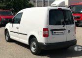 VW Caddy 1.6 TDI 102 CV Furgoneta 2012 lateral izquierdo