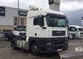 MAN TGA 18480 4x2 BLS Cabeza Tractora 2007 derecha