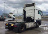 MAN TGA 18480 4x2 BLS Cabeza Tractora 2007 lateral derecho