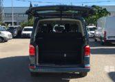 VW Multivan Trendline 2.0 TDI 102 CV 2017 maletero