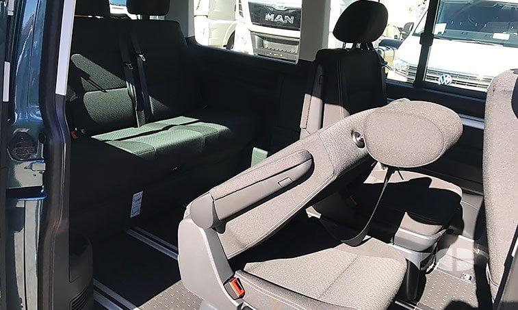 VW Multivan Trendline 2.0 TDI 102 CV 2017 7 plazas