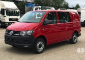 VW Transporter Mixto Plus 2.0 TDI 102 CV