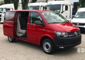 VW Transporter Mixto Plus 2.0 TDI 102 CV derecha