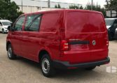 VW Transporter Mixto Plus 2.0 TDI 102 CV lateral izquierdo