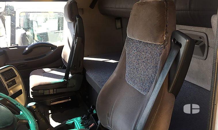 Renault Magnum 480 18T Cabeza Tractora asientos