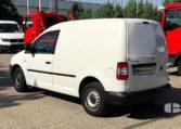 lateral izquierdo Volkswagen Caddy 1.9 TDI 105 CV Furgón