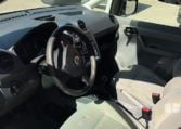 interior Volkswagen Caddy 1.9 TDI 105 CV Furgón