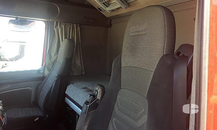asientos DAF XF 105 460 CV Tren de Carretera