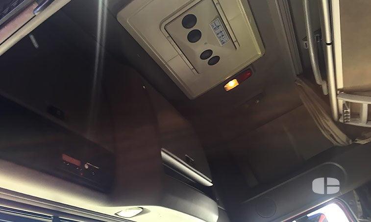 climatizador DAF XF 105 460 CV Tren de Carretera