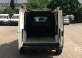 Fiat Doblo 1.3 JTD 75 CV zona de carga