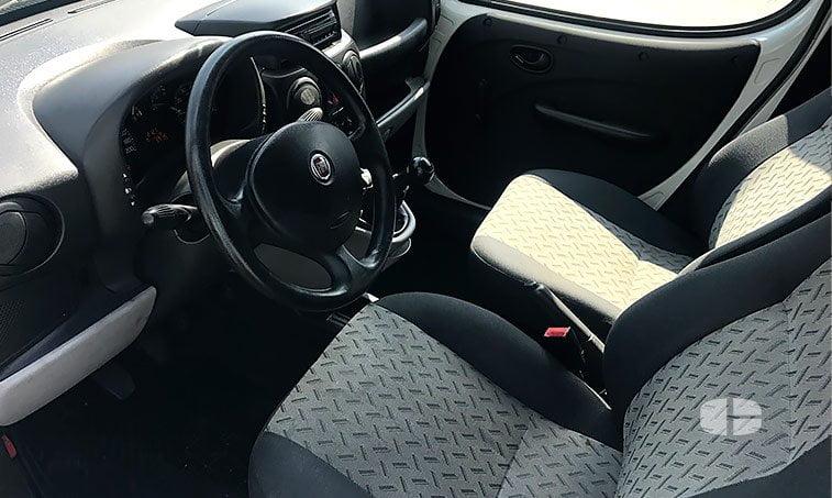 Fiat Doblo 1.3 JTD 75 CV interior