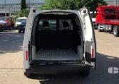 zona de carga VW Caddy Furgón 2.0 TDI 140 CV