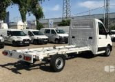 lateral derecho VW Crafter Chasis 35 L4 2.0 TDI 140 CV