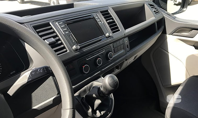 cuadro instrumentos VW Transporter Mixto 2.0 TDI 102 CV BC SCR BMT