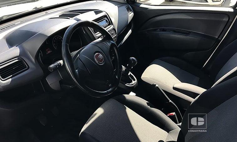 interior Fiat Dobló Multijet 1.6
