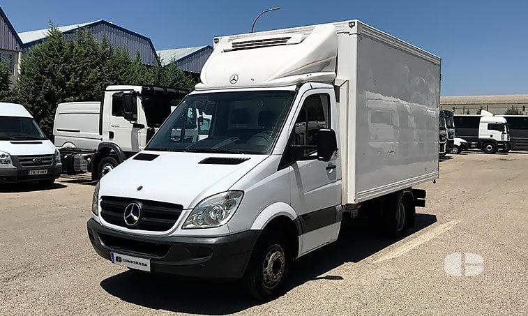 Mercedes Sprinter 515 CDI 2.2 150 CV Furgón Frigorífico