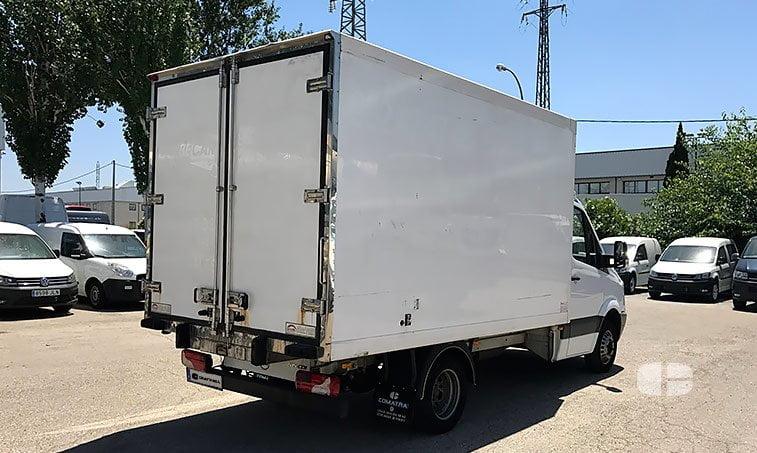 lateral derecho Mercedes Sprinter 515 CDI 2.2 150 CV Furgón Frigorífico