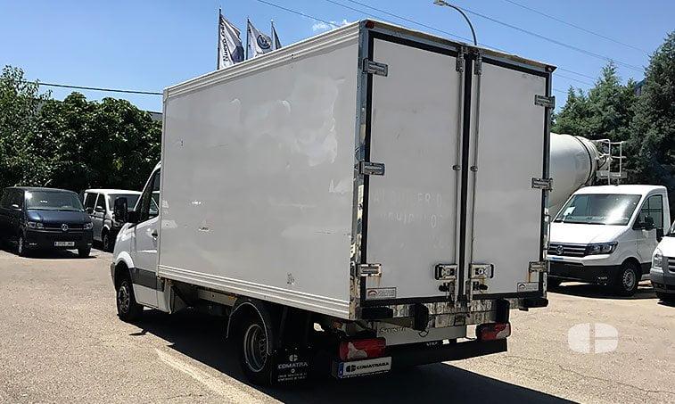 lateral izquierdo Mercedes Sprinter 515 CDI 2.2 150 CV Furgón Frigorífico