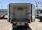 zona de carga Mercedes Sprinter 515 CDI 2.2 150 CV Furgón Frigorífico