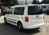 lateral izquierdo VW Caddy Outdoor 2.0 TDI 150 CV Mixto