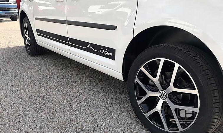 llantas VW Caddy Outdoor 2.0 TDI 150 CV