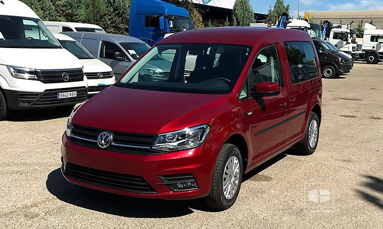 Volkswagen Caddy Edition 2.0 TDI 102 CV