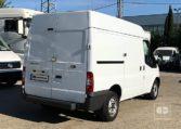 lateral derecho Ford Transit Tourneo 260 S 2.2 TDCi 100 CV