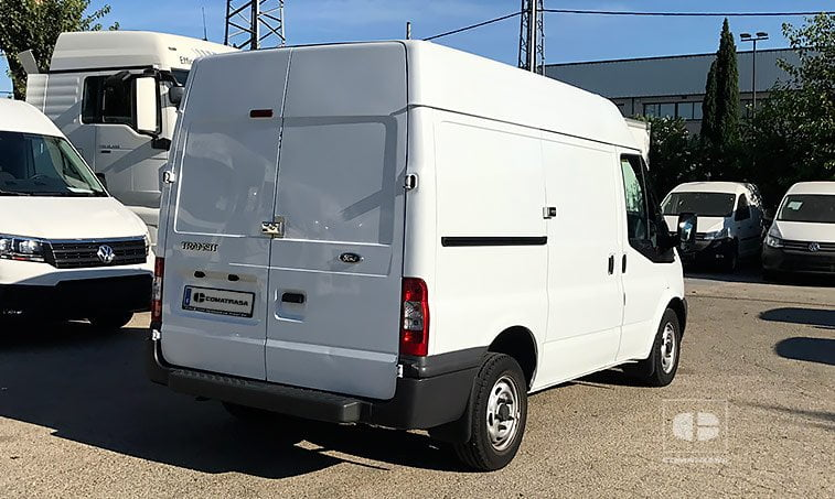 lateral derecho Ford Transit Tourneo 260 S 2.2 TDCi 100 CV