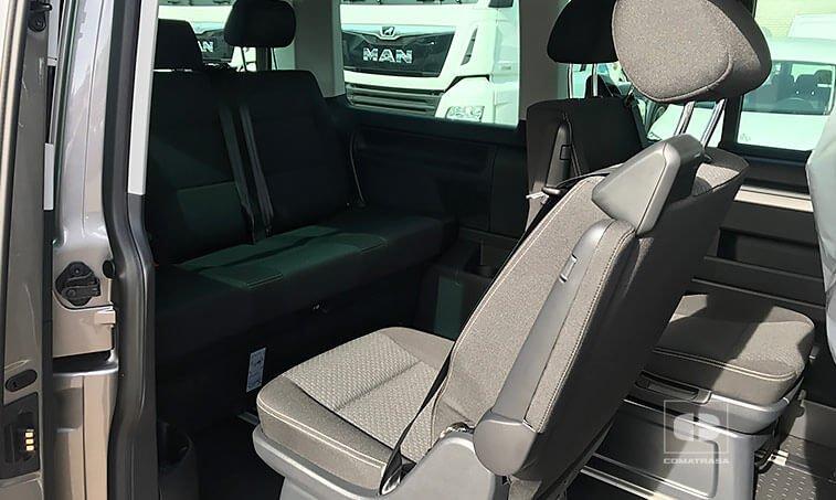 asientos giratorios Volkswagen Multivan 2.0 TDI 150 CV DSG