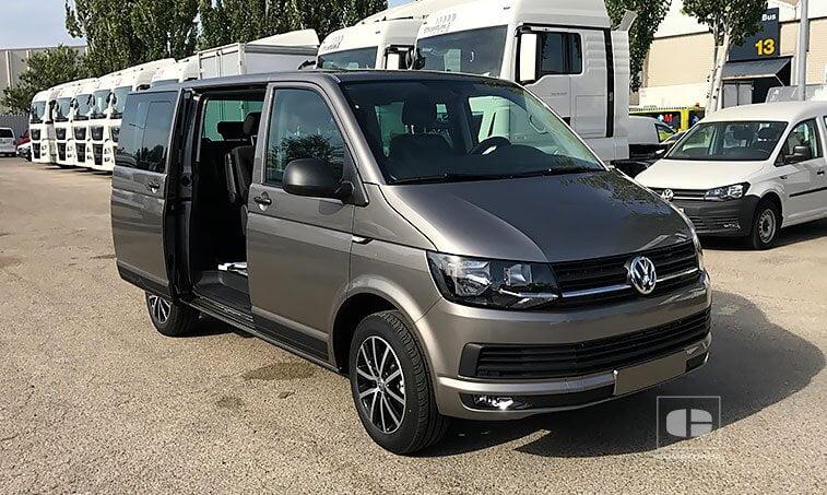 Volkswagen Multivan 2.0 TDI 150 CV DSG 2017