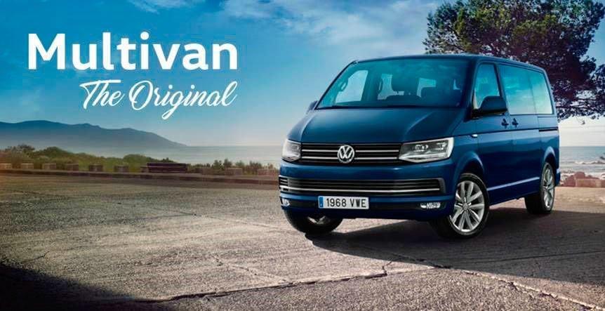 Volkswagen Multivan Original