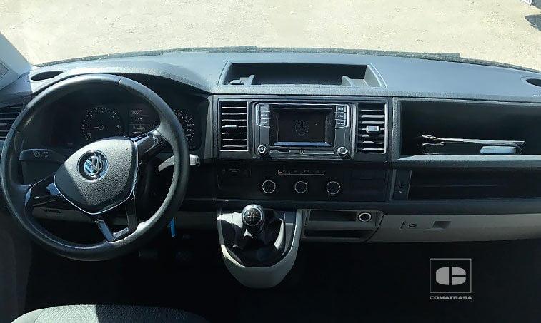 multimedia VW Caravelle Trendline 2.0 TDI 102 CV